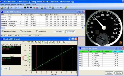 FR-AnalyzerPro 4.0 screenshot