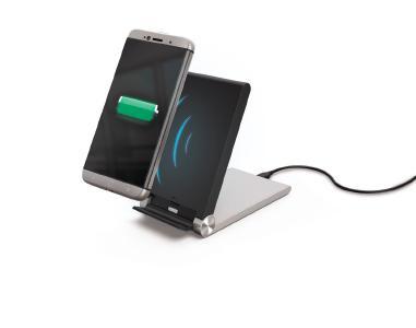 Praktischer Induktivlader fürs Smartphone