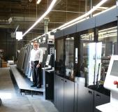 Lower paper costs and improved productivity - American commercial printing company reaps the benefits of the new Heidelberg CutStar 75