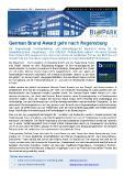 [PDF] Pressemitteilung: German Brand Award geht nach Regensburg