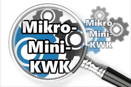 Mikro- und Mini-KWK