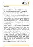 [PDF] Pressemitteilung: Event zur Einweihung des neuen Firmensitzes und Hochleistungsrechenzentrums