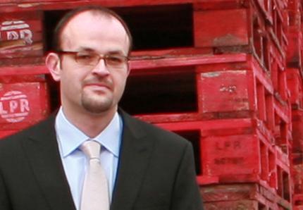 Stefan Frye, Geschäftsführer der LPR Deutschland GmbH