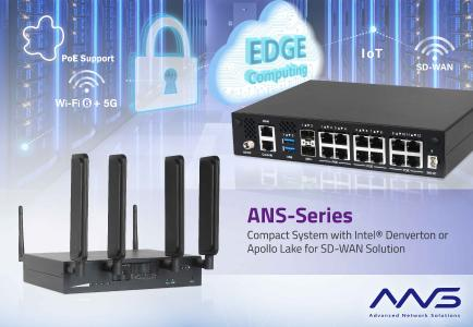 Portwells ANS Serie - Advanced Network Systems Serie