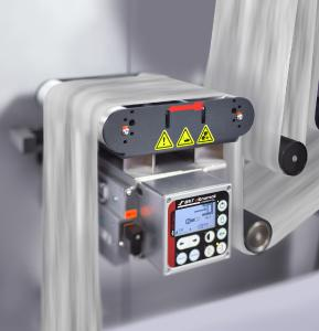 The web guiding system CompactGuide can be equipped with various sensors, controllers, actuators and guiding devices