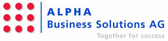 ALPHA Business Solutions präsentiert neueste proALPHA Version auf den 15. Aachener ERP-Tagen