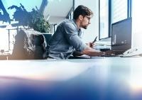 Schnell und unkompliziert: die Online-Services von Night Star Express