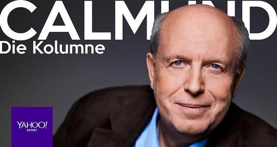 Fußball-Experte Reiner Calmund schreibt ab sofort für Yahoo Sport