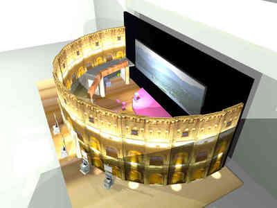 Colosseum Aussen 3