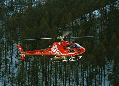 Air Methods Corporation Orders Four AS350 B3 Helicopters from American Eurocopter