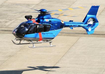 NPA EC135 T2 (© Copyright Eurocopter Japan, Chikako Hirano)
