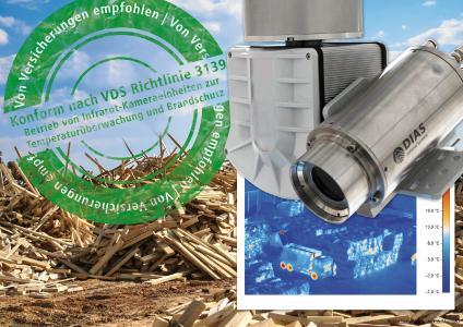 PYROVIEW FDS - ein vollautomatisches System zur Brandfrüherkennung