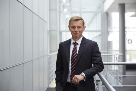 Uwe Vogt, membre du directoire d'Aucotec endosse de nouvelles responsabilités (© AUCOTEC AG)