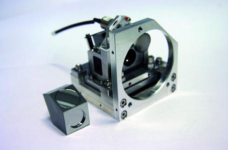 IR-Freiformoptik (Quelle: JENOPTIK Optical Systems GmbH / Fotograf: Annett Swientek)