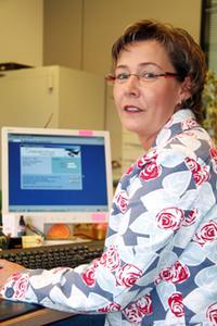 Roswitha Genschick, Buchhalterin bei der JEMAKO Gruppe