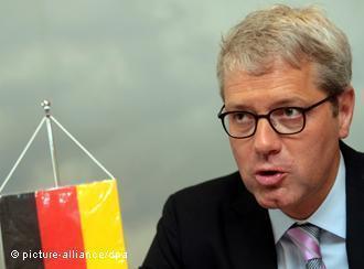 Bundesumweltminister Norbert Roettgen sieht keine Alternative zu Verhandlungen