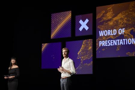 Die erste World of Presentations (WOP)