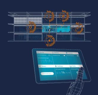 Smart Building – Effizienter Immobilienbetrieb mittels CAFM und IoT  Bildquelle: N+P Informationssysteme GmbH
