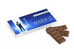 Süße Grüße von Personello: Die Schokolade mit der persönlichen Note