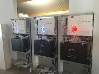 Speicher Kaskade Scherer 33 kWh sonnenBatterie bei der Installation