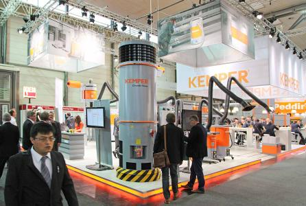 The new generation of metal processing workers are more aware of health protection than they were some years ago. KEMPER will exhibit at SCHWEISSEN & SCHNEIDEN in Dusseldorf
