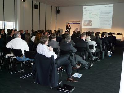 Fast 180 Mitglieder und Gäste waren zur Mitgliederversammlung des Carbon Composites e.V. nach Meitingen gekommen