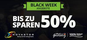 NovaStor Black Week 2017