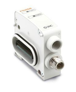 Sichere Zonenabschaltung von Ventilinseln mit zertifizierter Qualität: die Serie EX9-PE1 von SMC