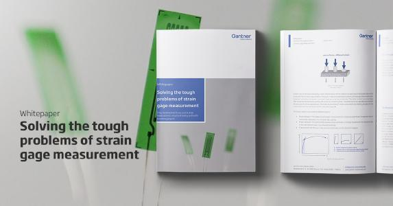 Whitepaper Solving the tough problems of strain gage measurement