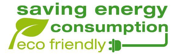 Denon Saving Energy Logo