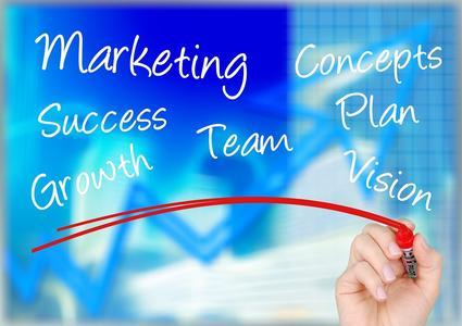 Es geht nur mit Vision und Strategie. Quelle: Pixabay