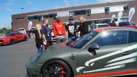 Sidney Hoffmann bei den Track & Safety Days