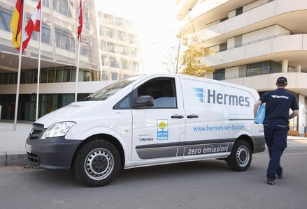 internationaler versand hermes europe gmbh pressemitteilung pressebox. Black Bedroom Furniture Sets. Home Design Ideas