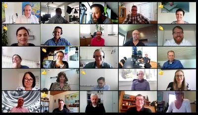 Die VDWF-Thementage reihen sich in die Online-Events des Verbands, wie die «11-Uhr-Loch»-Serie oder die «Spätschichten», ein. Auch die Arbeitskreise (hier im Bild der VDWF-Marketingleiter-Treff) fanden zuletzt als Videokonferenzen statt.