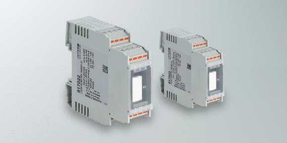 LCON Rail Infinity threshold switches with a larger range of functions