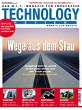 Technology Review über selbstreinigende Materialien