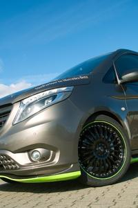For the very first time! - Tuning premiere for the new Mercedes Vito customized by HARTMANN TUNING