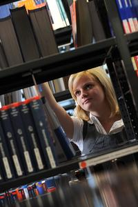Bibliothek (Foto: Juri Junkow)
