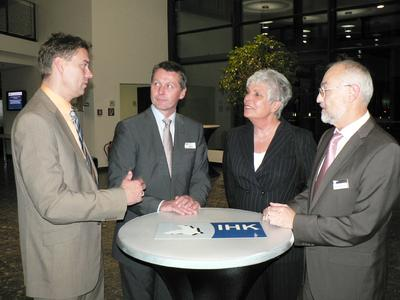 Shoppingtourismus war Thema einer Veranstaltung im Heilbronner Haus der Wirtschaft (IHK)
