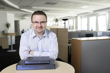 Wieland Alge, VP und General Manager EMEA, Barracuda Networks