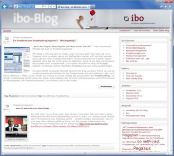 ibo-Blog: Ein Angebot zum Dialog