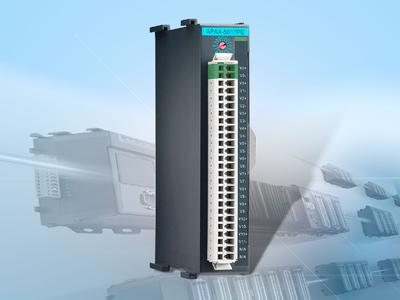 APAX-5017PE für 12 Analogkanäle