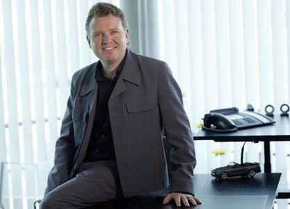 Urs A. Stalder, Geschäftsleiter der MONTALPINA AG