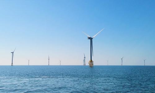 TÜV SÜD wins contract for the wind and energy yield assessment of a 400 MW offshore wind farm project in Korea