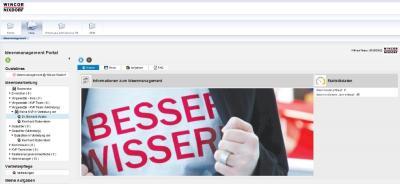 target Idea Management im Einsatz bei der Wincor Nixdorf International GmbH