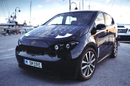 Automotive Solutions Germany (ASG) wird Entwicklungspartner von Sono Motors, um ein Lichtkonzept seines Solarfahrzeugs zu realisieren. Bildquelle: Sono Motors