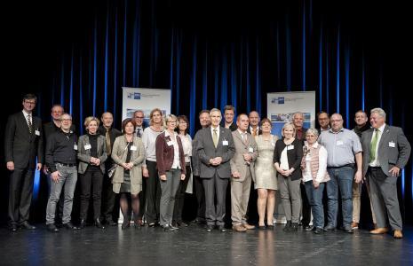 Foto Ehrenamt 2017 Gruppen