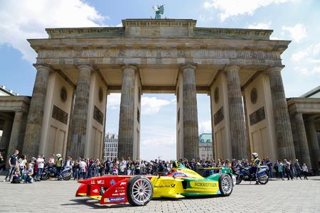 ITK Engineering is on board as software partner of the ABT Schaeffler Audi Sport team at the Formula E Berlin e-Prix / photo: ABT Sportsline