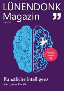 Lünendonk and Arvato Systems publish magazine on Artificial Intelligence (Copyright: Lünendonk & Hossenfelder GmbH)