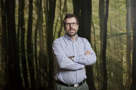 """""""Mit dieser Challenge wollen wir zeigen, was die neuen Kriechgänge leisten können"""", meint Peter Hardin, Produktmanager FM und FMX bei Volvo Trucks"""
